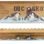 Cigar press 1 – 56 x 11 cm – sold