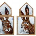 Blokkendoos 36 t/m 38 – haas – à 3 x 6 cm – alle verkocht